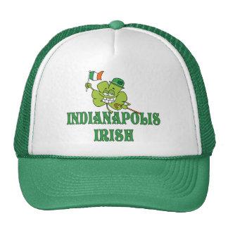 Irlandés de Indianapolis Gorra
