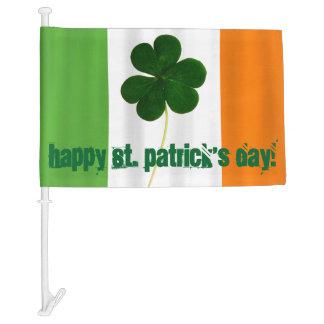 Irlandés de Lá Fhéile Pádraig del día de St