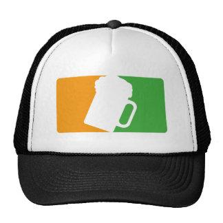 Irlandés de la primera división gorra