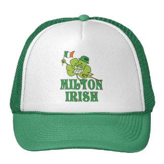 Irlandés de Milton Gorras De Camionero