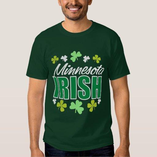 Irlandés de Minnesota Remera