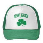 Irlandés de New Jersey Gorros