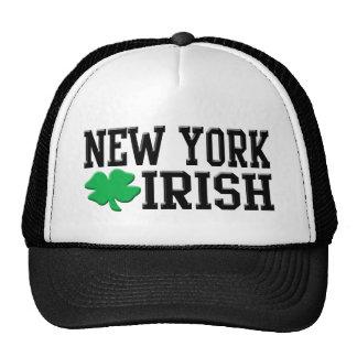 Irlandés de Nueva York Gorros