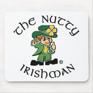 Irlandés de nuez Mousepad Tapete De Ratones