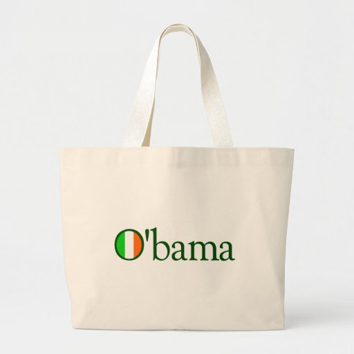 Irlandés de Obama Bolsas