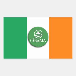 Irlandés de O'Bama - pegatina
