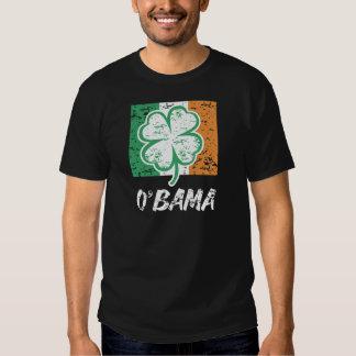 irlandés de obama polera