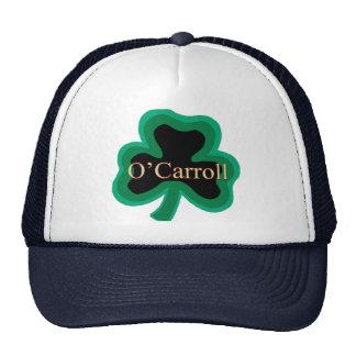 Irlandés de O'Carroll Gorras