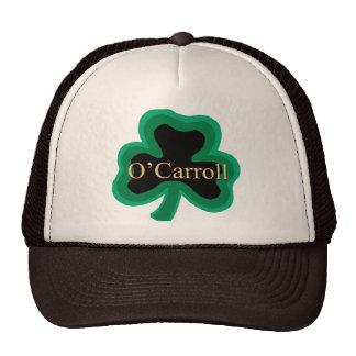 Irlandés de O'Carroll Gorras De Camionero