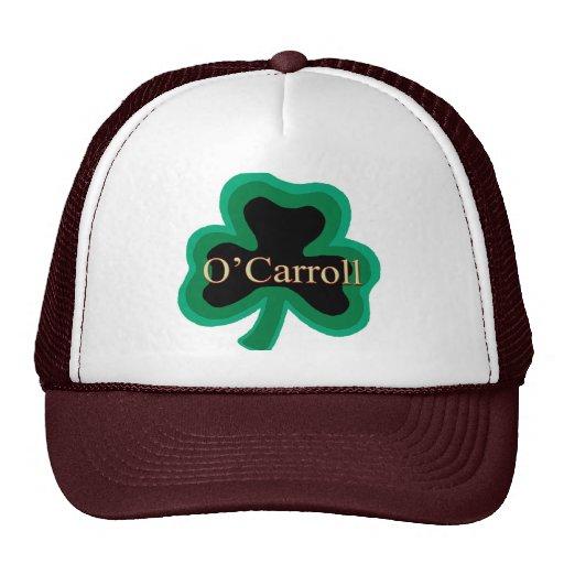 Irlandés de O'Carroll Gorros Bordados