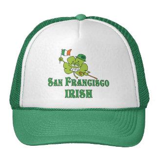 Irlandés de San Francisco Gorro