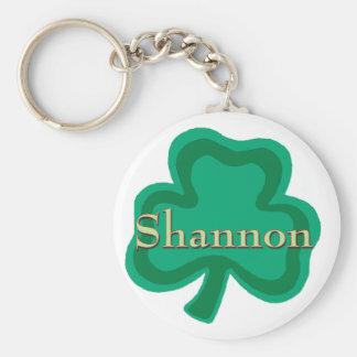Irlandés de Shannon Llaveros Personalizados