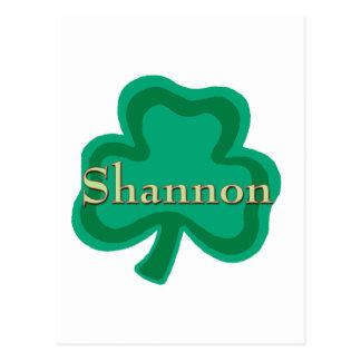 Irlandés de Shannon Postales