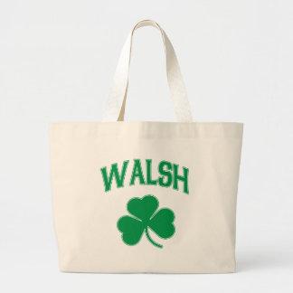 Irlandés de Walsh Bolsa Tela Grande