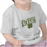 Irlandés del 100% camiseta
