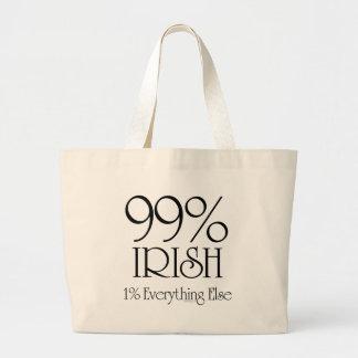 Irlandés del 99% bolsas