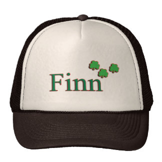 Irlandés del Finn Gorra