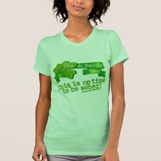 Irlandés divertido del día del St Patricks Camiseta