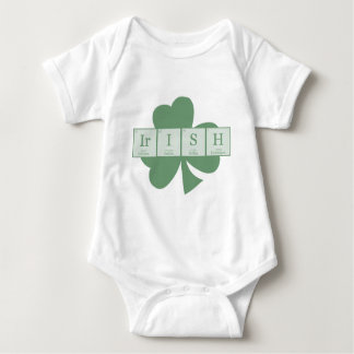 Irlandés [elementos] camisas