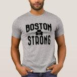 Irlandés fuerte del trébol de Boston Deco Camiseta