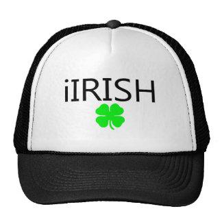 Irlandés Gorra