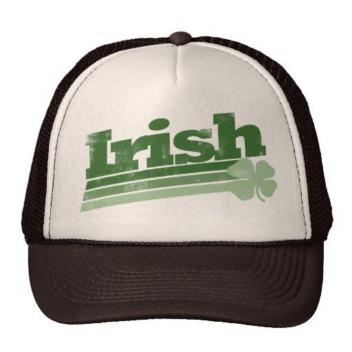 Irlandés Gorras