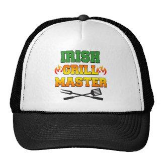 Irlandés Grill Master Gorro