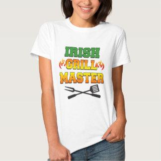 Irlandés Grill Master Poleras
