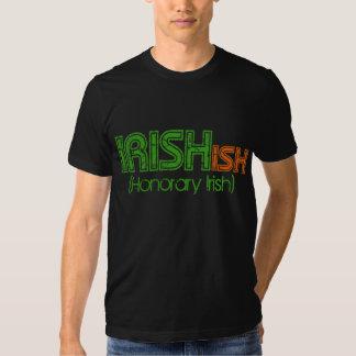 Irlandés honorario de Irishish Playeras