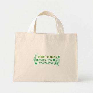 Irlandés hoy Hungover mañana Bolsa De Mano
