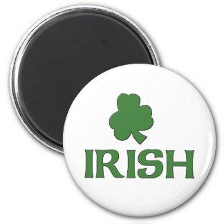 Irlandés Imán Redondo 5 Cm