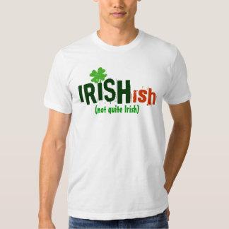 Irlandés Irlandés-ish de Irishish no muy Playera