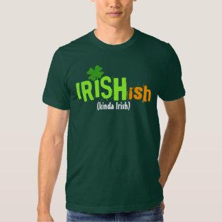 Irlandés Irlandés-ish de Irishish un poco Playera