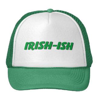 Irlandés Ish Gorros Bordados