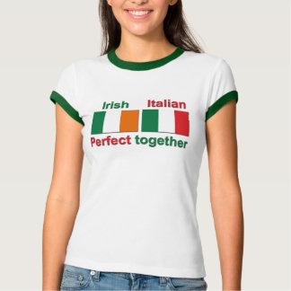 ¡Irlandés italiano - perfeccione junto! Remera