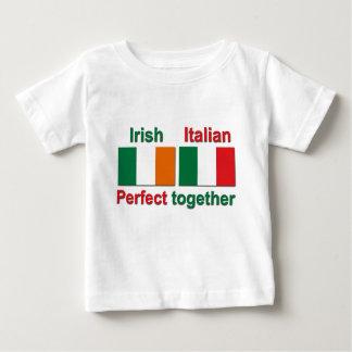 ¡Irlandés italiano - perfeccione junto! Remeras