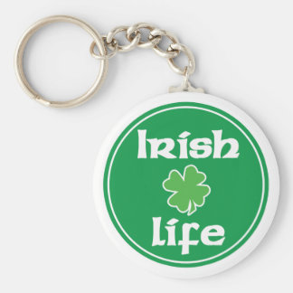 Irlandés llavero de 4 vidas