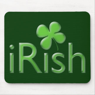 irlandés Mousepad