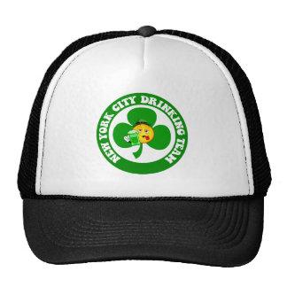 Irlandés New York City Gorro