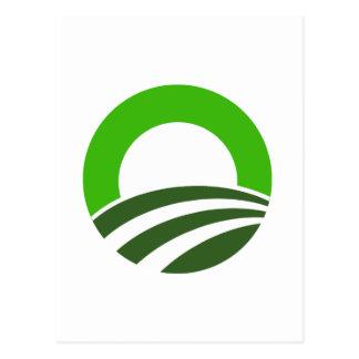Irlandés Obama Postales