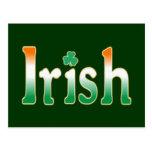 Irlandés Postal