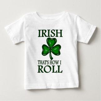 Irlandés que es cómo ruedo poleras