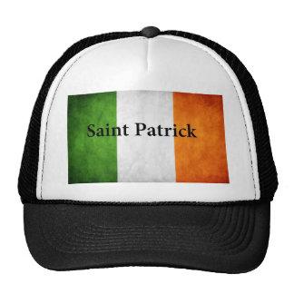 Irlandés San Patricio la bandera Gorro
