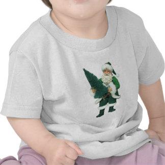 Irlandés Santa Camisetas