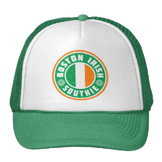 Irlandés Southie de Boston