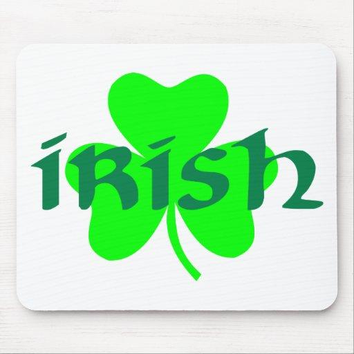 Irlandés Tapetes De Ratones