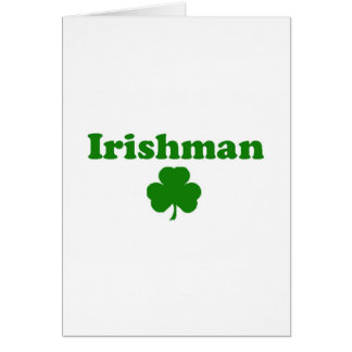 Irlandés Tarjeton