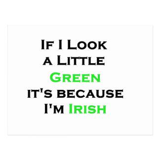 Irlandés Postales