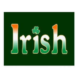 Irlandés Tarjetas Postales