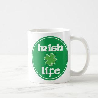 Irlandés taza de 4 vidas
